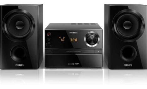 Philips BTM1360, BTM2360 i BTM3360 - Funkcjonalne Miniwieże