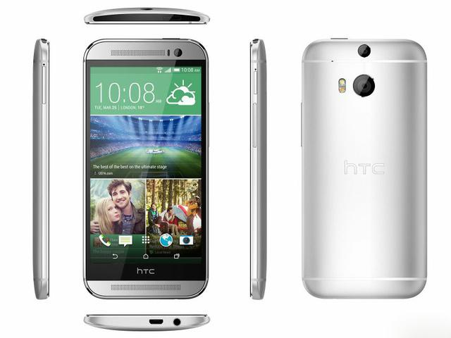 HTC ONE M8 vs SONY Xperia Z2 recenzja videotesty