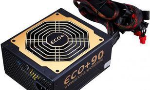 EuroCase PSU ECO+90 600W (ATX-600WA-14-90)