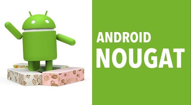 android nugat logo