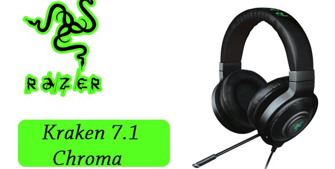 Razer Kraken 7.1 Chroma - Co Potrafi Nowy Headset z Zielonym Logo?