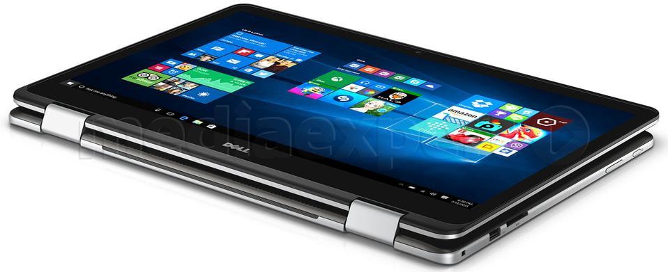 DELL Inspiron 17 (7779-5228) i7-7500U 16GB 512GB SSD
