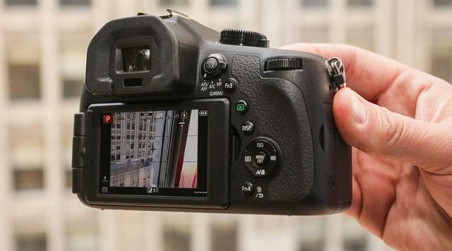 aparat cyfrowy Panasonic