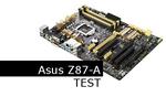 ASUS Z87-A - test płyty głównej