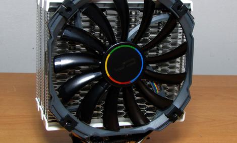 Cryorig H5 - Test Chłodzenia CPU