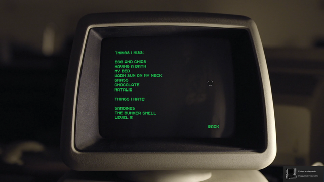 The Bunker - Komputer