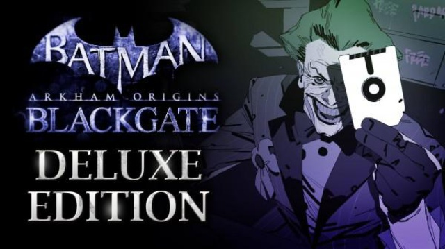 Arkham Origins Blackgate – Deluxe Edition