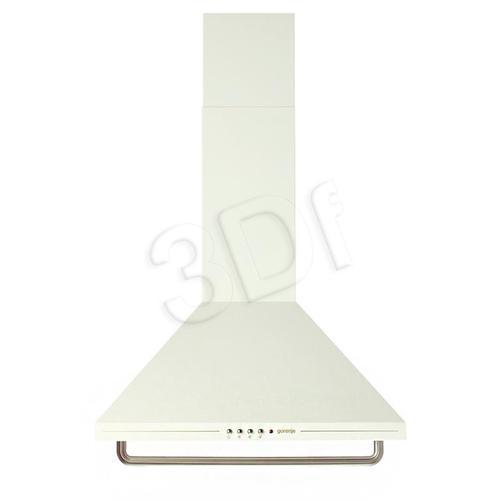 Gorenje DK63CLI (Biały 378m3/h 600mm)