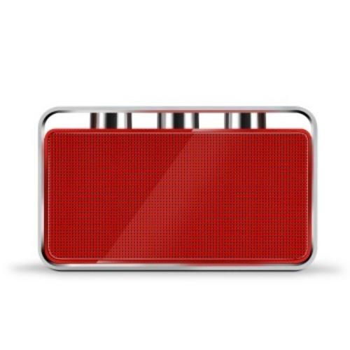 RAPOO GŁOŚNIK BT Z NFC A600 CZERWONY