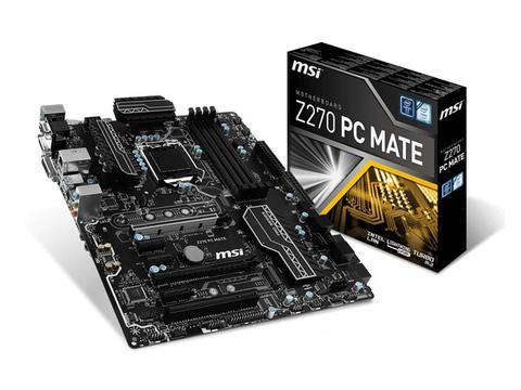 MSI Z270 PC MATE