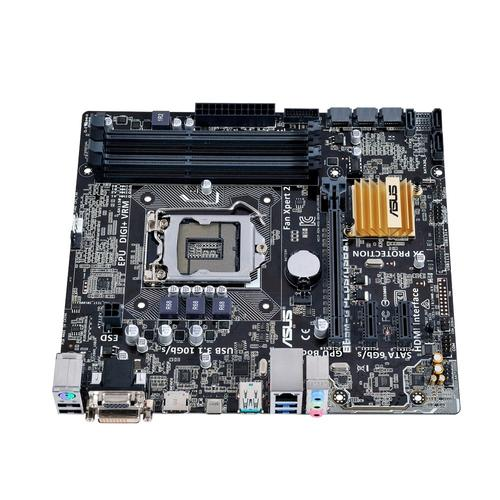 Asus B85M-G PLUS/USB 3.1 s1150 B85 4DDR3 GLAN uATX