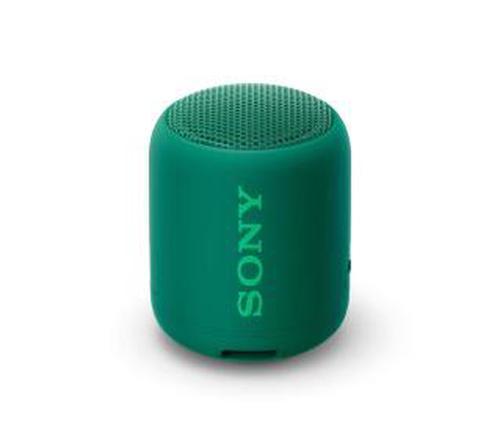 Sony SRS-XB12 (zielony)