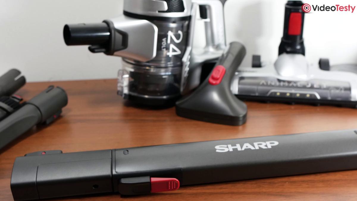 Sharp SA-VP4001BS-EU rura i akcesoria