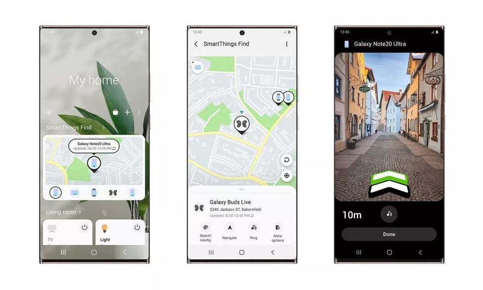 Nowa usługa pozwoli znaleźć zagubione urządzenia Samsung Galaxy