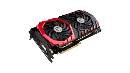 MSI GeForce GTX 1070 Ti Gaming