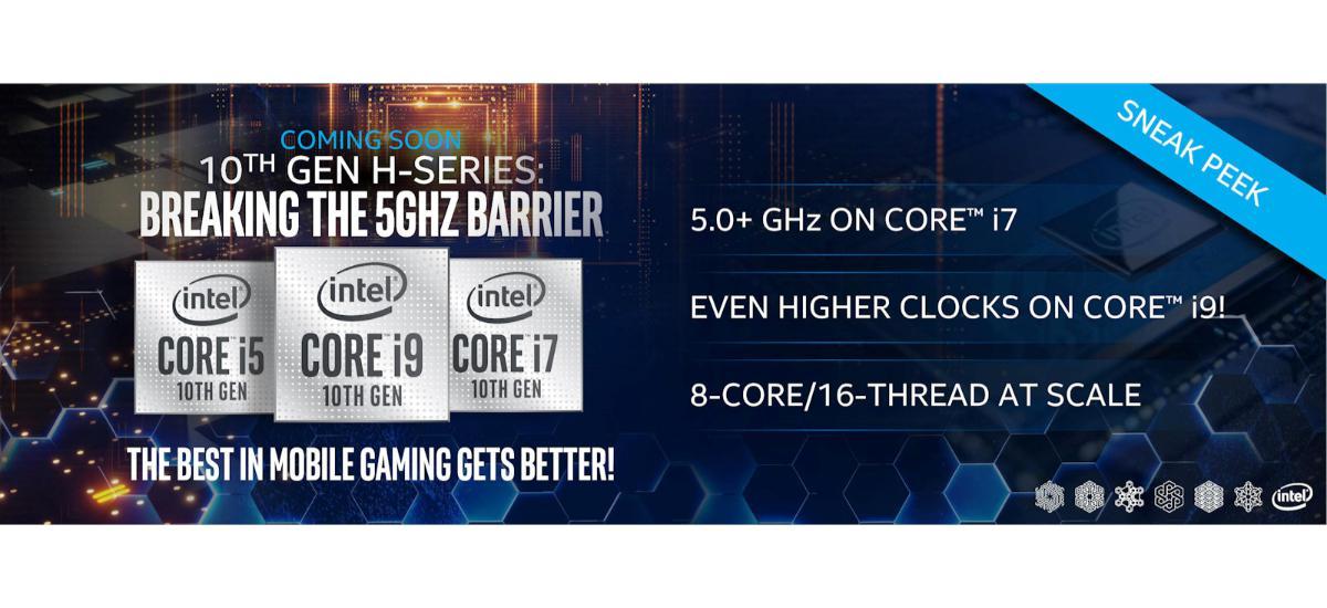 Intel teaser 10 generacji CPU