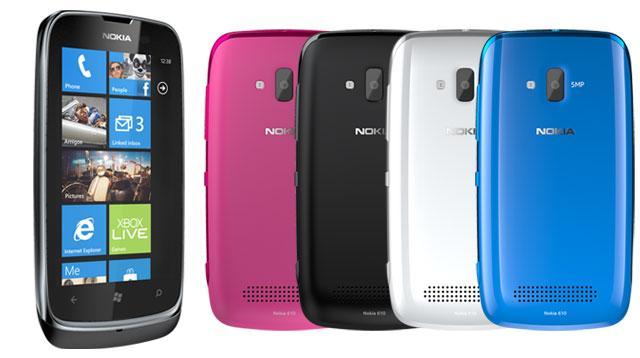 Nokia Lumia 610 - tańsza, ale wcale nie gorsza Lumia