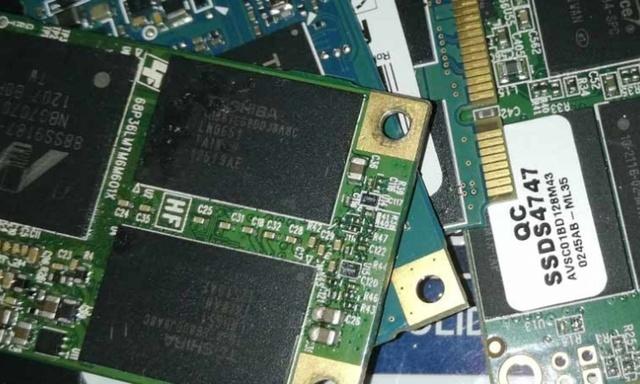 Ceny dysków SSD i RAM-u mocno w dół w czwartym kwartale 2020
