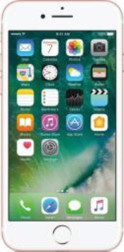 Apple iPhone 7 32GB Różowe Złoto (99924969)