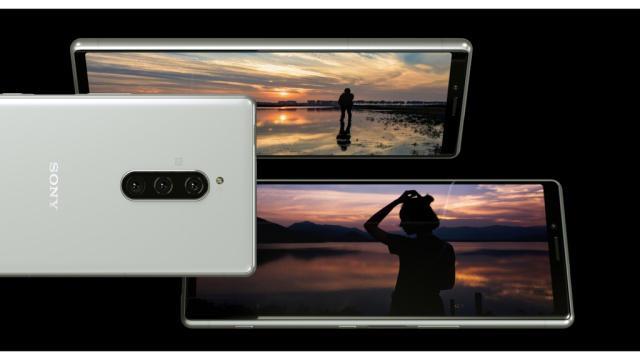 Xperia 1 - trzy aparaty