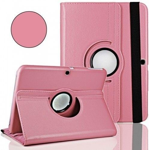 "WEL.COM Etui obrotowe Samsung Galaxy Tab S 10.5"" jasny róż"
