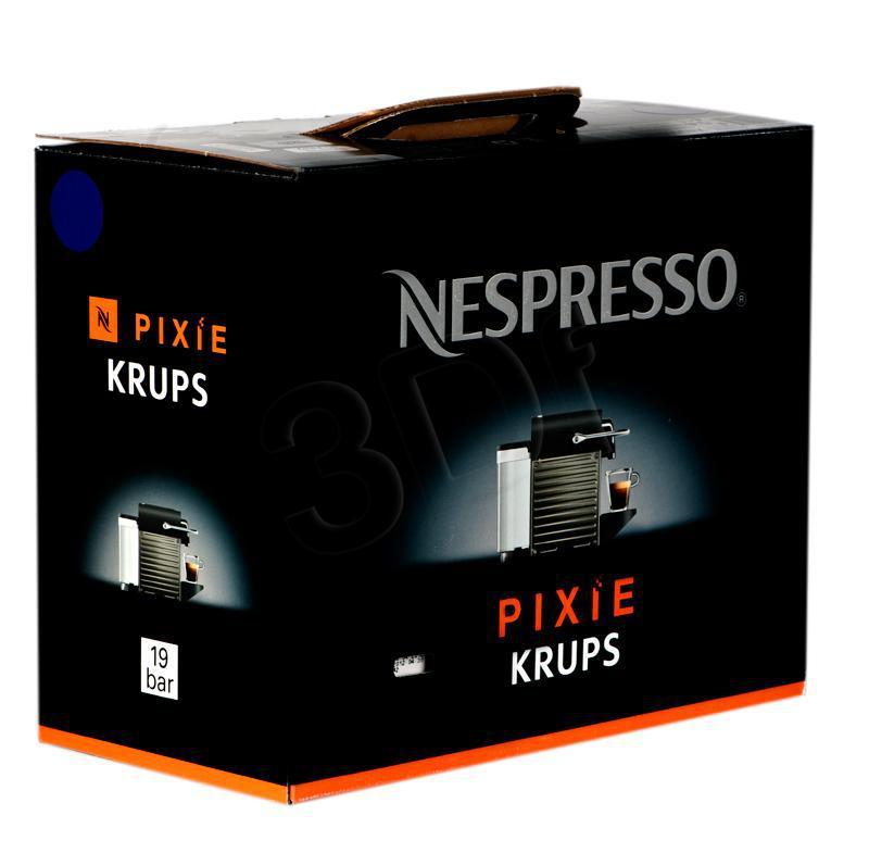 NESPRESSO XN3009 PIXIE (niebieski)