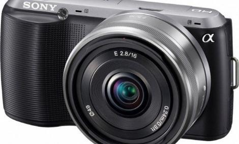 Sony NEX F3 - ergonomiczny i poręczny aparat fotograficzny
