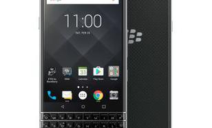 BlackBerry KEYone (srebrny)