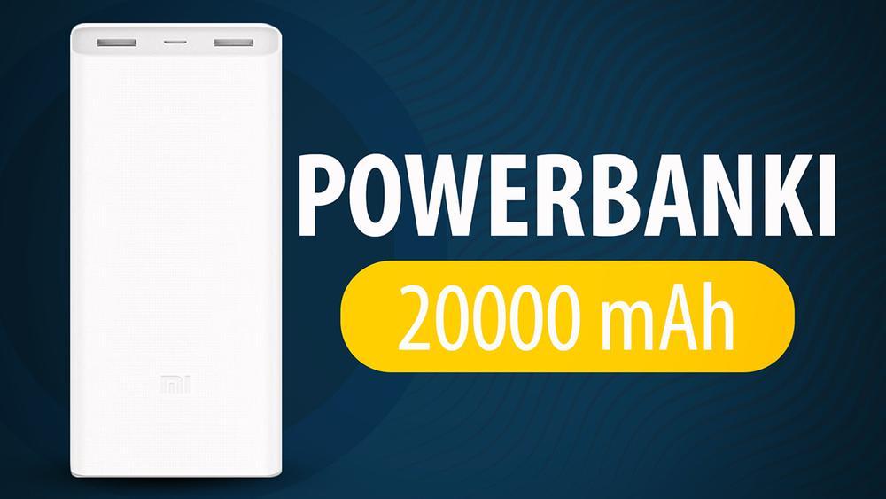 Jaki pojemny powerbank 20000 mAh wybrać?  TOP 5 