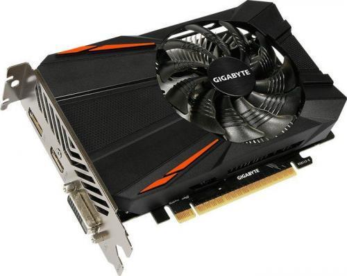 Gigabyte Gigabyte GeForce GTX 1050 D5 3G, 3GB GDDR5