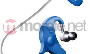 Denon Exercise Freak AH-W150 Niebieski