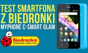 MyPhone C-Smart Glam - Taniej Nie Będzie [RECENZJA]