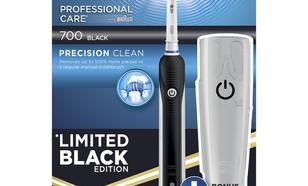 BRAUN Professional Care 700 Black + fut
