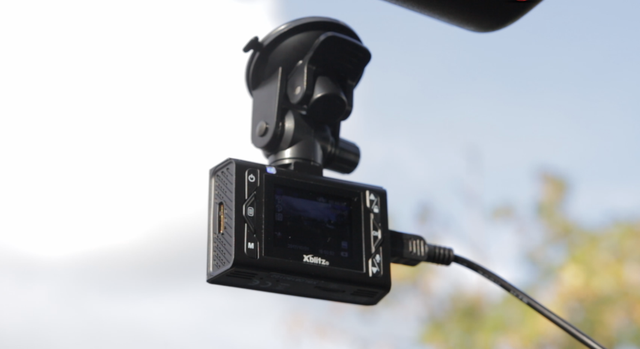 Xblitz Trust - kamera samochodowa do 400 zł