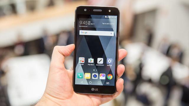 solidny i tani smartfon od lg