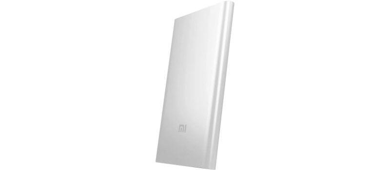 Xiaomi 5000mAh Mi Power Bank 2 (17961) to dobry bank energii do 50 zł