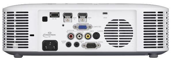 Casio XJ-F210WN Recenzja projektora