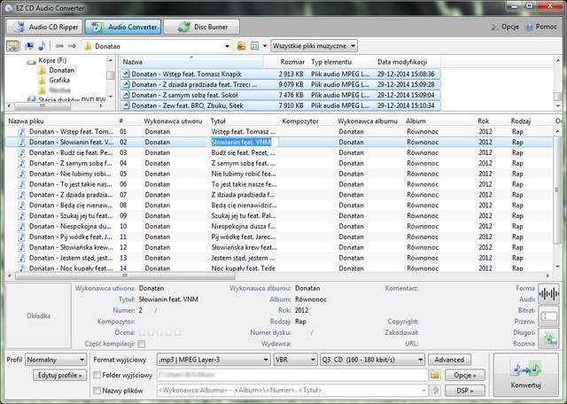 EZ CD Audio Converter 4