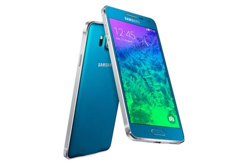 Samsung GALAXY S5 ALPHA G850F BLUE