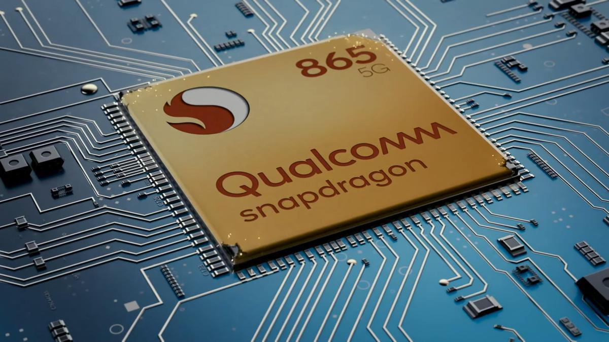 Snapdragon 865 posiada opcję 5G, ale nie ma wbudowanego modułu