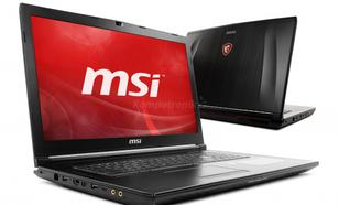 MSI GP72M 7REX(Leopard Pro)-1262XPL - 120GB M.2 + 1TB HDD   16GB
