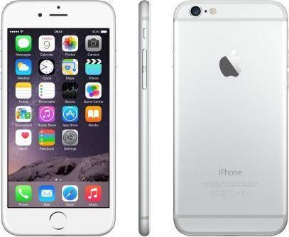 Apple iPhone 6 16GB White Silver REFURBISHED (MG482B/A-RFB)