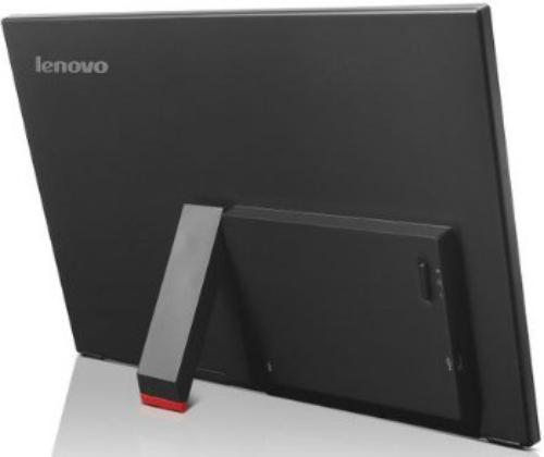"Lenovo ThinkVision LT1421 T52DEEU 14"" Wide Flat Panel Monitor with Screen Cover"