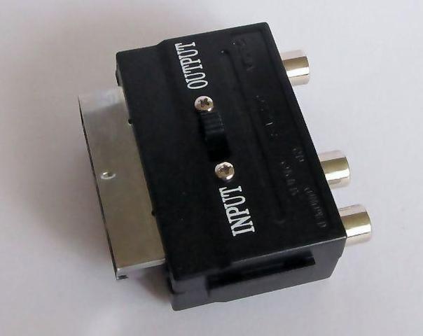 scart Video-Grabber Cabletech