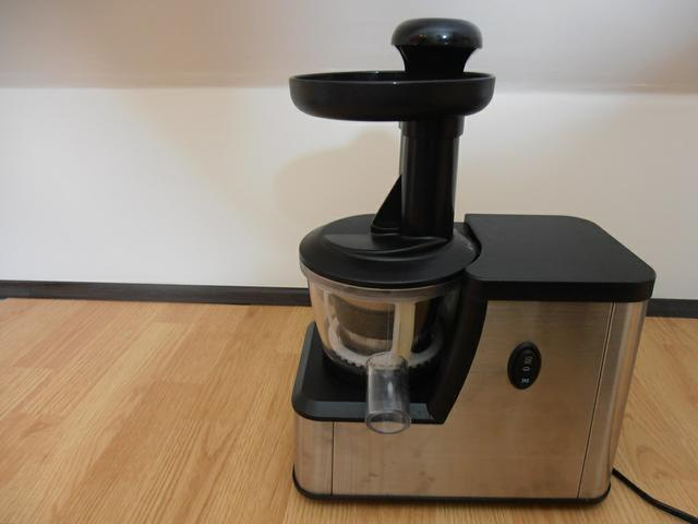 MPM Slow Juicer MSO 04-M