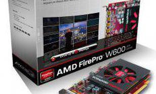 AMD FirePro W600 2GB GDDR5 (256 Bit) 6x mDP, BOX (100-505968)