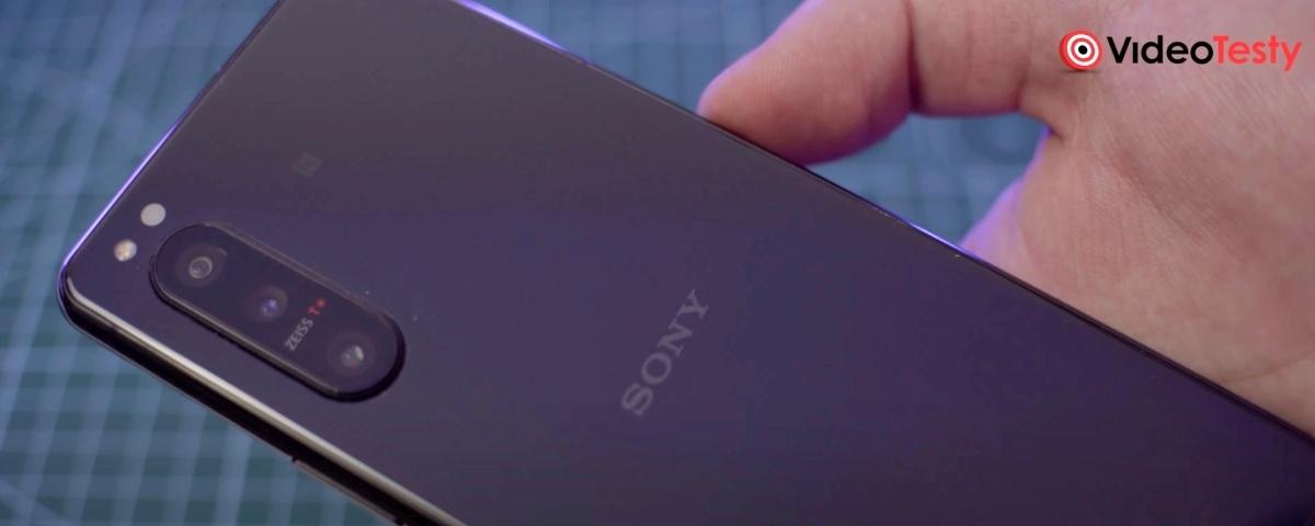 Sony Xperia 5 II jest godna rozważenia