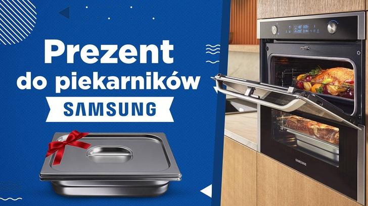 Samsung Dual Cook Flex - Wygodnie i z prezentem