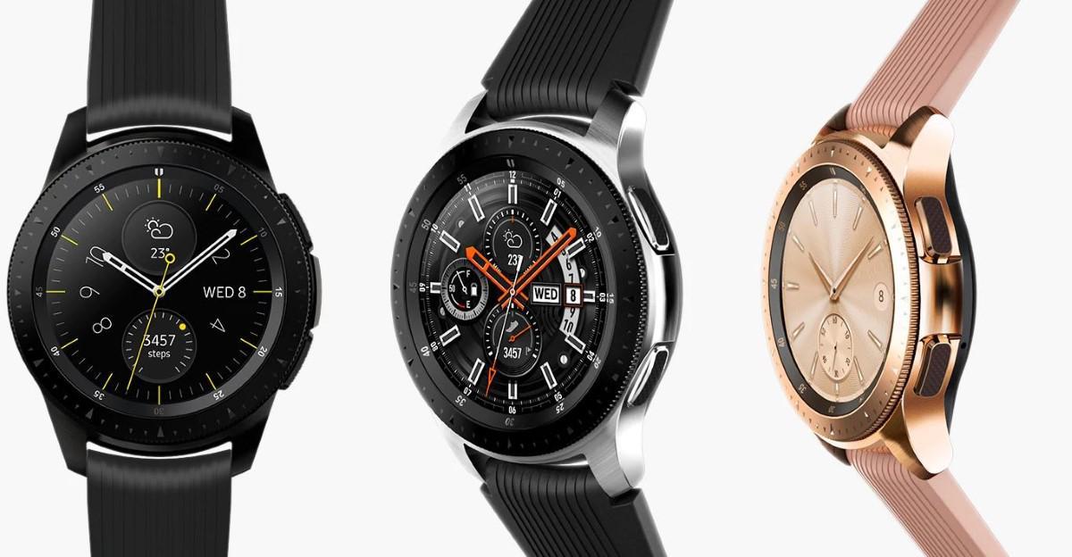 Zegarki z serii Samsung Galaxy Watch