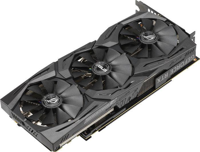 Asus GeForce RTX 2070 ROG STRIX GAMING 8GB GDDR6 (90YV0C92-M0NA00)